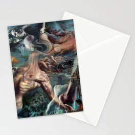 My Petri Dish Stationery Cards