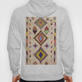 15 - Oriental Moroccan Traditional Colored Artwork. Hoody