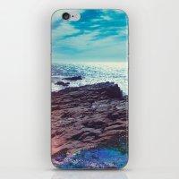 salt water iPhone & iPod Skins featuring Salt Water by Viviana Gonzalez