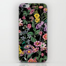 NIGHT FOREST XIV iPhone Skin