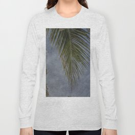 frond of a palm Long Sleeve T-shirt