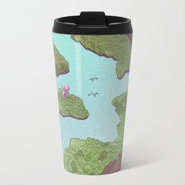 The Wonders of Demos Travel Mug