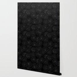 Peony Flower Pattern III Wallpaper