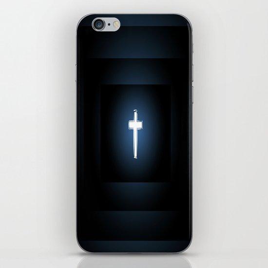 Love Peace n Sacrifice iPhone & iPod Skin