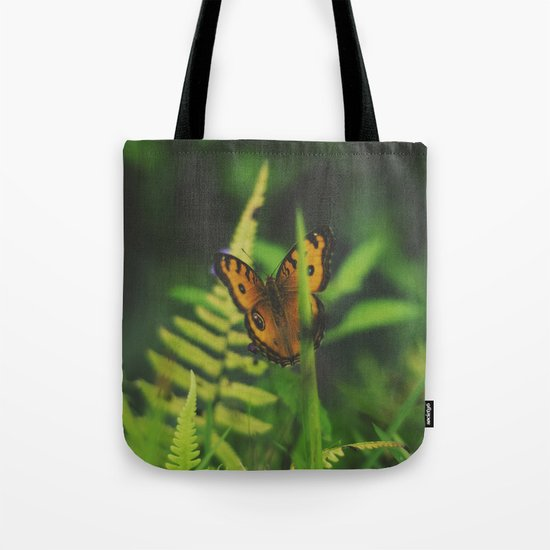 Butterfly, Bali Tote Bag
