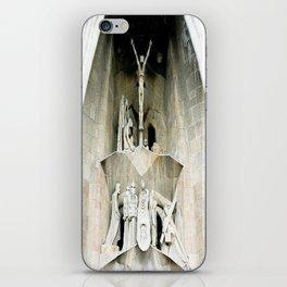 Gaudi's Calvary iPhone Skin