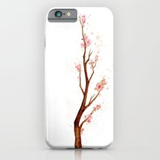 Cherry Tree Branch Slim Case iPhone 6s