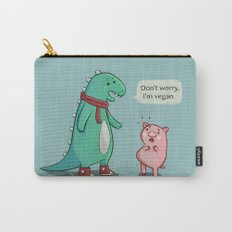 Bacon is TOO mainstream. Carry-All Pouch