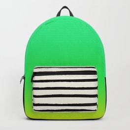 Lightning x Stripes Backpack