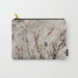 ICICLE BRANCHES Carry-All Pouch