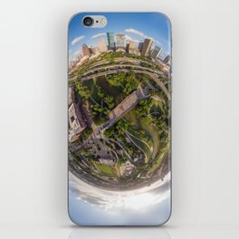 Houston is out of this world! iPhone Skin
