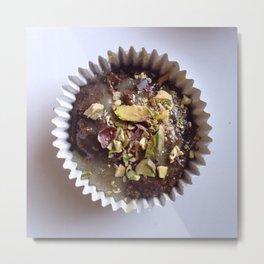 Muffin Love (2) Metal Print