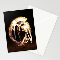 FIRE DANCE 2 Stationery Cards