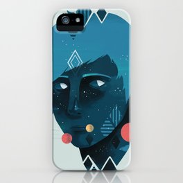 Mind/Space iPhone Case