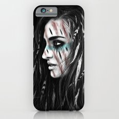 Feathers and Shadows iPhone 6s Slim Case