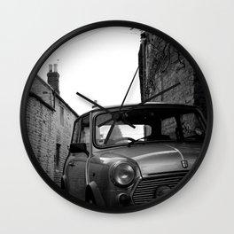 Mini Mayfair Wall Clock