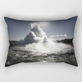 Strokkur Rectangular Pillow