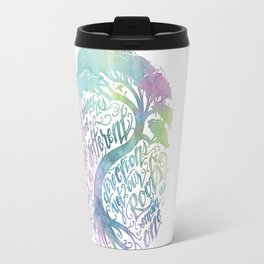 Our Roots Remain As One Travel Mug