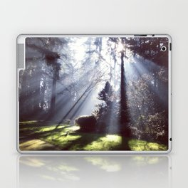 Sun Beams Laptop & iPad Skin