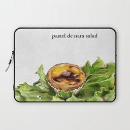 La Cuisine Fusion - Pastel de Nata Salad Laptop Sleeve