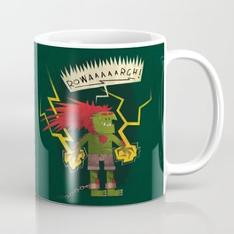 Electric Thunder Coffee Mug