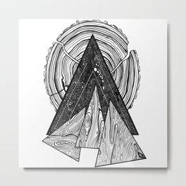 Strive Metal Print