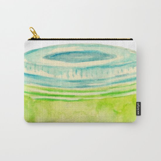 Apple Jam Carry-All Pouch