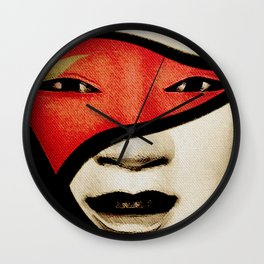 遊び心 (Joker Spirit) Wall Clock