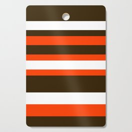 Cleveland Colors Cutting Board