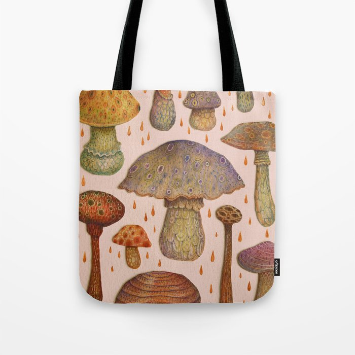 Sunshine Stalkers Tote Bag