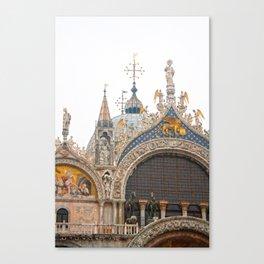 St Mark Canvas Print