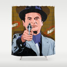 Funny how? Shower Curtain