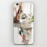archan nair iPhone & iPod Skins featuring Morning Chorus by Archan Nair