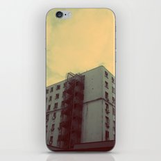 Fire Escape iPhone & iPod Skin