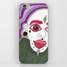 mod man iPhone & iPod Skin