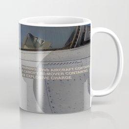 General Dynamics F-16 Fighter Coffee Mug