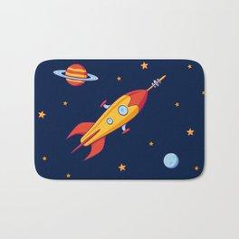 Spaceship! Bath Mat