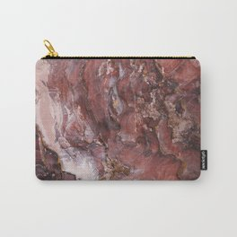 Sandstone of Petra Carry-All Pouch