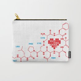 The chemistry of love Carry-All Pouch