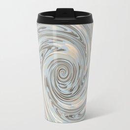 GRAY SAFARI FLOW Travel Mug