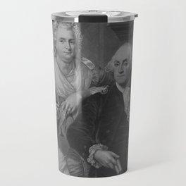 President Washington At Home Travel Mug