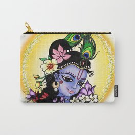 Sweet Krishna Carry-All Pouch