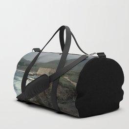 Montaña De Oro Stormy Hills Duffle Bag