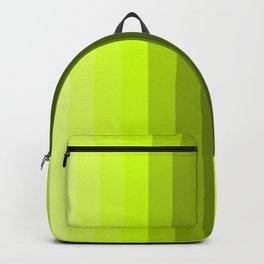 lemon stripes modern patterns Backpack