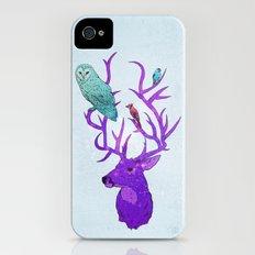 Antlers Variation I Slim Case iPhone (4, 4s)