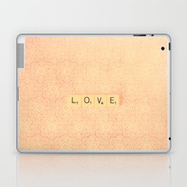 Love from a distance  Laptop & iPad Skin