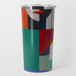 NAMELESS WOMAN Travel Mug