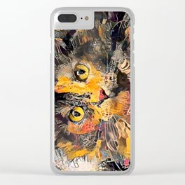 Tortitude Clear iPhone Case