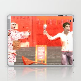 SquaRed: Give it to me Laptop & iPad Skin