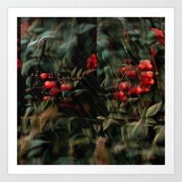 Seasonal Memory Art Print